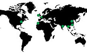 Our Global Office Locations